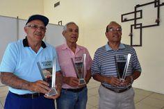 Emotivo torneo de golf Anual de Seniors en el club Pulgas Pandas ~ Ags Sports