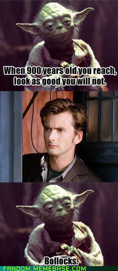 Regenerating is Cheating! Especially when you see how he looks when the Master ages him!