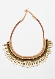Dangling Shells Necklace