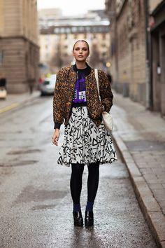 Josefine Ekman Nilsson - stockholm street style