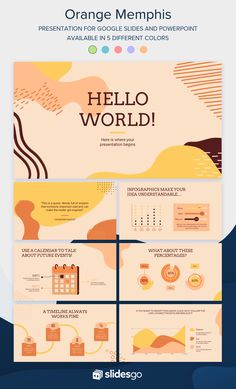 Powerpoint Background Templates, Free Powerpoint Presentations, Powerpoint Design Templates, Best Presentation Templates, Presentation Board Design, Slide Design, 100 Free, Clipboards, Memphis