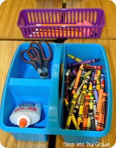 Step into 2nd Grade with Mrs. Lemons: My Classroom