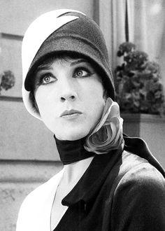 Julie Andrews as Thoroughly Modern Millie