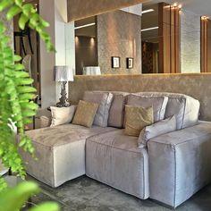 Tudo que eu mais queria um sofazinho desse pra deitar da @milanonatal  SNAP: Decoredecor Store: Milano Natal Photo: @decoredecor  ARCHITECTURE   INTERIORS   LIVING