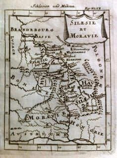 Old Czech map
