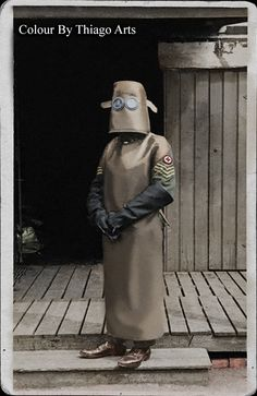 Radiographer 1918 France