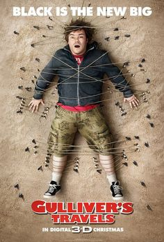 One of the worst movies of 2010  Gulliver's Travels was a travel into boredom
