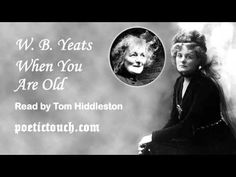 Memories for companionship in when you are old by william butler yeats