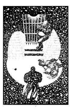 Frank Miller, Comic Books Art, Comic Art, Green Lantern Comics, Dark Knight Returns, Bruce Timm, Alternative Art, Jack Kirby, Artists