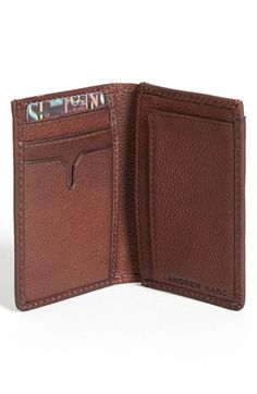 Andrew Marc 'Bowery' Wallet | Nordstrom