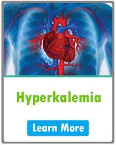 hyperkalemia high potassium levels