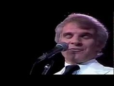 """Steve Martin - """"comedy is the ability to make people laugh, without making them puke."""""""