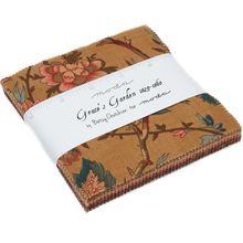 Grace's Garden Charm Pack by Betsy Chutchian for Moda Fabrics