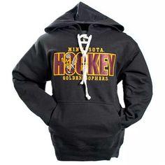 University of Minnesota Gophers Hockey sweatshirt. I love the Gophers!