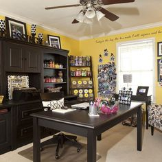 Traditional Craft Room Design, Pictures, Remodel, Decor and Ideas - page 20