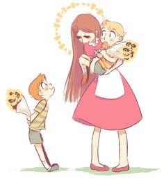 Lucas, Claus and Hinawa. V Games, Video Games, Lucas Mother 3, Mother Games, Mothers Day Gif, Saga, Cartoon Games, Zelda, Naruhina