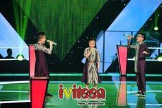 """The Voice Kids                                                                                                                                """"Tiểu Thùy Chi"""" của Cẩm Ly xuất sắc giành vé vào vòng liveshow - http://www.iviteen.com/the-voice-kids-tieu-thuy-chi-cua-cam-ly-xuat-sac-gianh-ve-vao-vong/ Kết quả, Phương Khanh và Minh Tuyết là hai thí sinh được vợ chồng Giang – Hồ lựa chọn đi tiếp. Đoàn Quang Trường là gươn"""