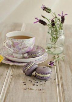 Os benefícios do chá de lavanda
