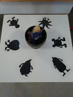 Skuggbord Matte, Circle Time, Work Inspiration, Reggio, Preschool Ideas