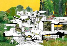 19 Emerging Firms Design Prototype Houses for Living Among Nature,Courtesy of Tatiana Bilbao Estudio