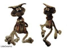 120 Crochet Pattern - Cat Ostap - Amigurumi soft toy PDF file by Pertseva Etsy