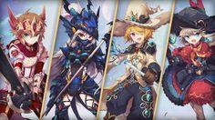 Zum bald erscheinenden Anime MMORPG Twin Saga wurden heute neue, umfangreiche Details veröffentlicht. Auf der Website des Free-to-Play-Titels stellen sich ab sofort die ersten individuellen Klassen vor, die die Spieler ab der Open Beta erwarten.    Zum Start kann man zunächst eine von vier K...  https://gamezine.de/anime-mmorpg-bietet-10-unterschiedliche-klassen.html