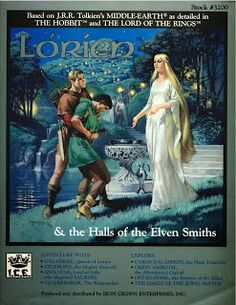 The Busybody: Retrospective: Lorien and the Halls of the Elven Smiths