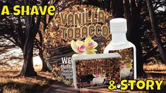 Vanilla Tobacco Shave & Story Shaving Soap, Vanilla, Make It Yourself