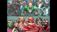 Dc vs marvel mejores villanos