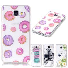 Ultra Thin Slim Soft Silicone Phone Case sFor Samsung Galaxy A5 2016 A510 A510F case For Samsung Galaxy A5 2016 Skin TPU Cover