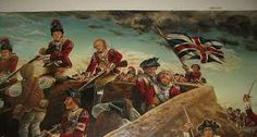 Battle of Bunker Hill. Moral victory for the colonists, but the British won. Colonist killed very many of the British but ran out of ammo. One of the very first wars. This was a sign to the British that it would not be very easy to win the war.