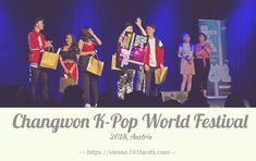 Changwon K-POP World Festival 2018, Austria #changfe2018