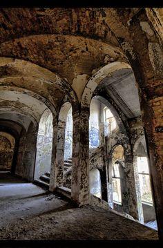 Beelitz Ruin 2