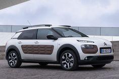 Citroën C4 Cactus BlueHDI 100 82g, Coches y Motos 10 http://go.shr.lc/26qEvdS una apuesta arriesgada que está calando entre los conductores