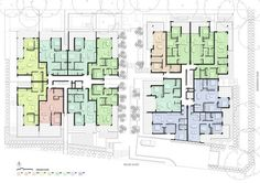 Real Estate Floor Plans Black&White Overalls created by Pavel Vrzala.