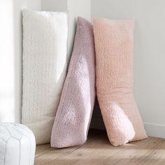 Cozy Huggable Pillow, Dusty Iris