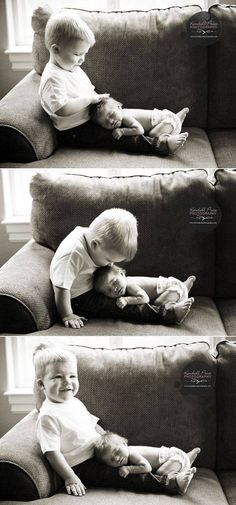 With out a doubt the CUTEST sibling picture photo shoot....