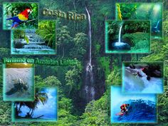 Costa Rica, Centroamérica