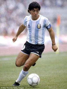 Diego Maradona, Argentina http://1502983.talkfusion.com/product/connect/
