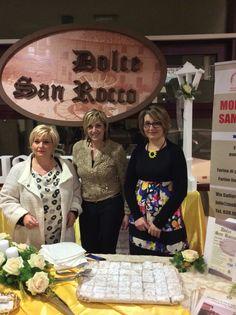 Dolce San Rocco  Presentazione progetto sapori e saperi della bassa bresciana  Calvisano - 21 febbraio 2015  Stefania Ferrari, Chiara Pavesi, Annalisa Malanca