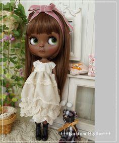 Custom Bryce *** Custom Blythe *** dark complexion's Admin - Auction - Rinkya! Japan Auction & Shopping
