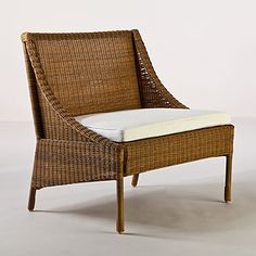 Nice Patio: Catalina Honey All Weather Wicker Slipper Chair Nice Ideas