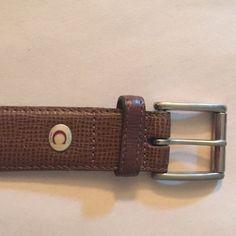 Make offer. Mens coach belt size 40 slightly used Brown leather men coach belt size 40 Coach Accessories Belts