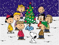 Charlie Brown couldn't knock CBS' line-up of reruns from the top of Christmas Eve's programming.  What did you watch last night?