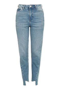 MOTO Seam Detail Mom Jeans - Jeans - Clothing - Topshop USA