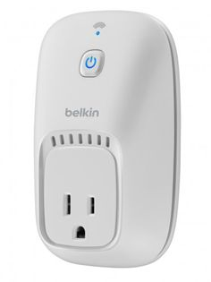 WeMo.  Lets you control any outlet with your smart phone.  #bellkin #wireless #smart_home #technology