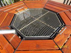 The Garden Furniture Bar Counter Design, Garden Furniture, Outdoor Furniture, Outdoor Seating, Outdoor Decor, Small Backyard Design, Charcoal Grill, South Africa, House Design