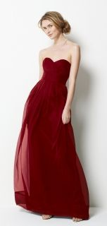 Watters Style 9531 Bridesmaid Dress in Rouge