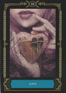 Tarot Dame's Blog: Deck Review: Wisdom of the House of Night Oracle Cards