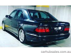 1999 Mercedes-Benz E55 AMG Auto Balwyn - CarHubSales.com.au